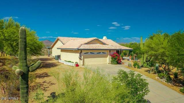 56417 N Us Highway 89 93, Wickenburg, AZ 85390 (MLS #6242457) :: The Property Partners at eXp Realty