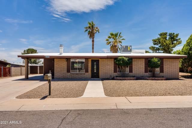 3844 Blackbird Drive, Sierra Vista, AZ 85635 (MLS #6242458) :: Yost Realty Group at RE/MAX Casa Grande