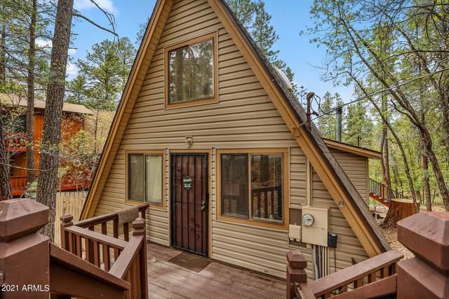 17320 S Stallion Drive, Munds Park, AZ 86017 (MLS #6242460) :: Yost Realty Group at RE/MAX Casa Grande