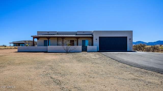 1345 S Cattlemans Loop, Benson, AZ 85602 (MLS #6242495) :: The Copa Team | The Maricopa Real Estate Company