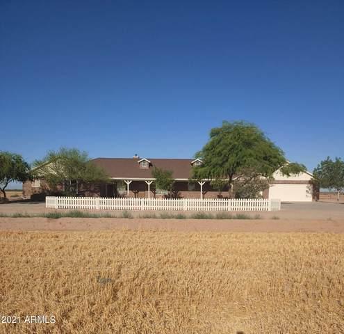 3735 N Cotton Lane, Casa Grande, AZ 85194 (MLS #6242516) :: Conway Real Estate