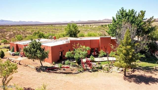 1151 E Border Road, Bisbee, AZ 85603 (MLS #6242520) :: Power Realty Group Model Home Center