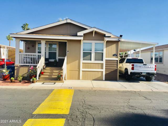 400 W Baseline #212 Road, Tempe, AZ 85283 (MLS #6242533) :: Hurtado Homes Group