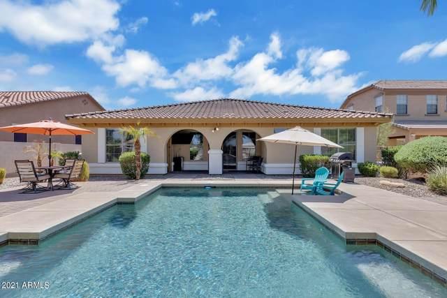 3120 E Ridgewood Lane, Gilbert, AZ 85298 (MLS #6242558) :: Yost Realty Group at RE/MAX Casa Grande