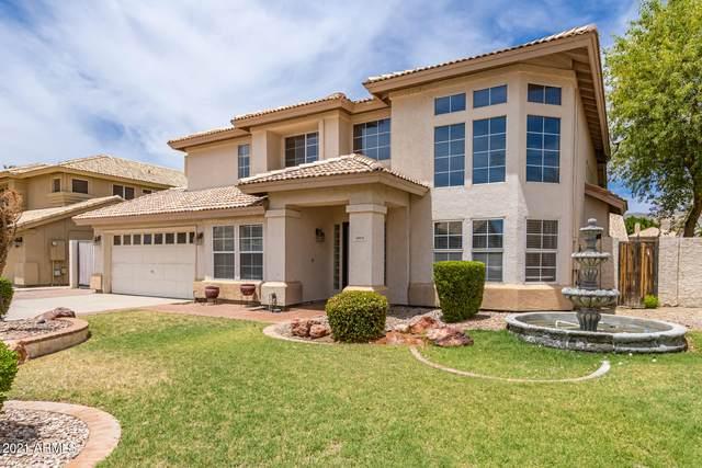 14818 S 25TH Way, Phoenix, AZ 85048 (MLS #6242565) :: Yost Realty Group at RE/MAX Casa Grande