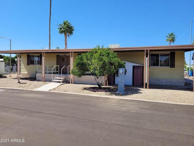 2650 W Union Hills Drive #73, Phoenix, AZ 85027 (MLS #6242581) :: Zolin Group