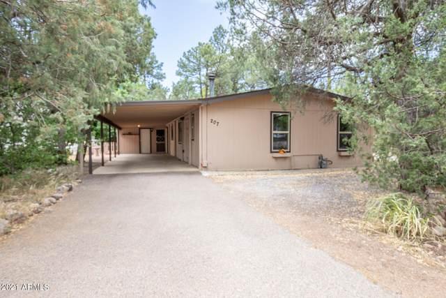 207 W Alpine Circle, Payson, AZ 85541 (MLS #6242651) :: ASAP Realty
