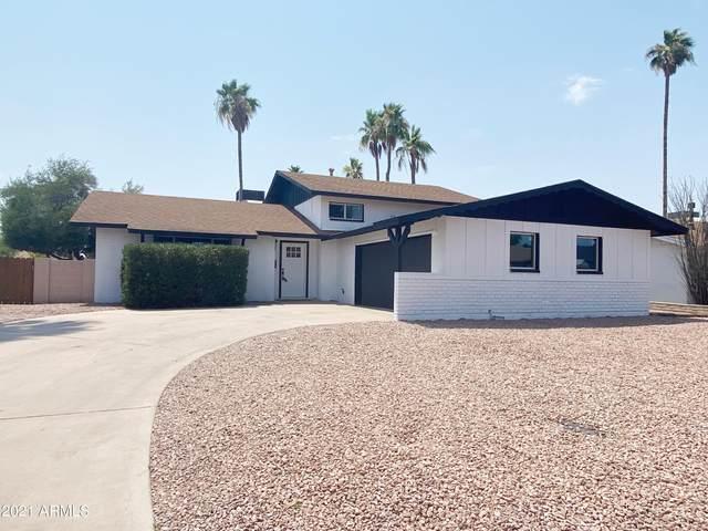 6326 N 82ND Way, Scottsdale, AZ 85250 (MLS #6242654) :: My Home Group