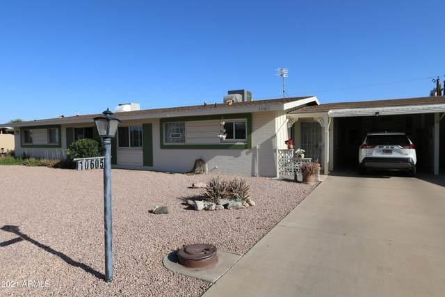 10605 W Clair Drive, Sun City, AZ 85351 (MLS #6242659) :: Zolin Group
