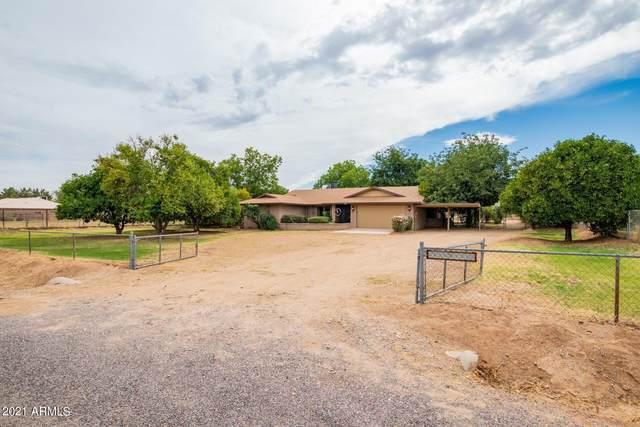 7822 N 181ST Avenue, Waddell, AZ 85355 (MLS #6242663) :: Yost Realty Group at RE/MAX Casa Grande