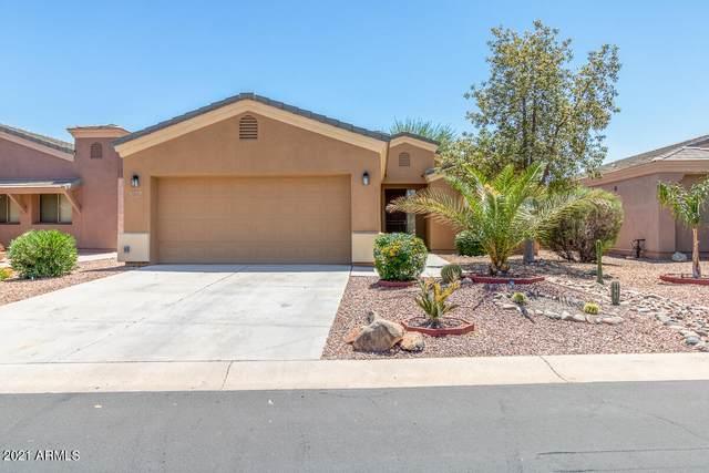 3817 W Fairway Drive, Eloy, AZ 85131 (MLS #6242697) :: Long Realty West Valley