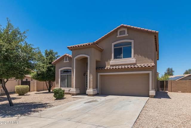 16066 W Moreland Street, Goodyear, AZ 85338 (MLS #6242704) :: Yost Realty Group at RE/MAX Casa Grande