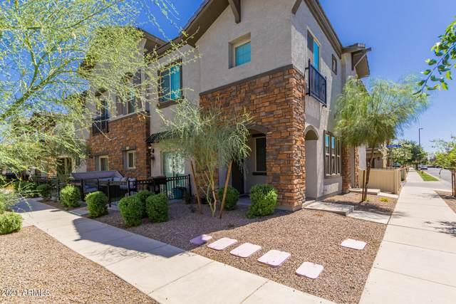 2772 S Catherine Drive #102, Gilbert, AZ 85295 (MLS #6242707) :: Yost Realty Group at RE/MAX Casa Grande