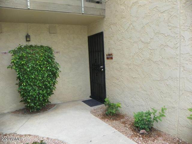 4950 N Miller Road #119, Scottsdale, AZ 85251 (MLS #6242709) :: Synergy Real Estate Partners