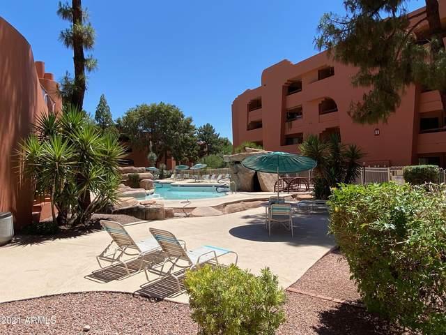 12222 N Paradise Village Parkway S #221, Phoenix, AZ 85032 (MLS #6242713) :: Midland Real Estate Alliance
