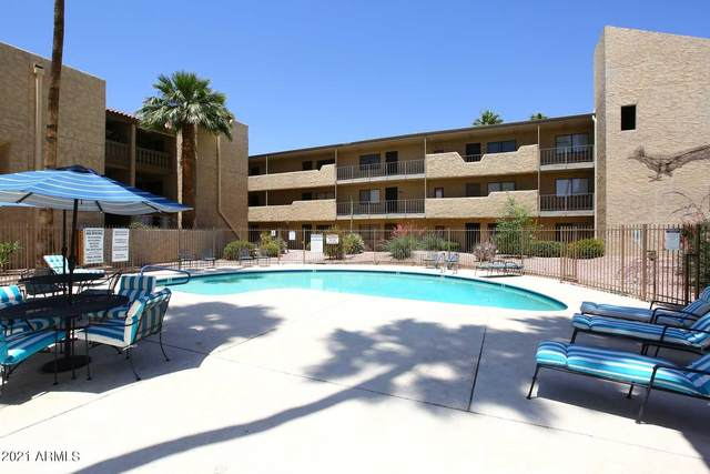 4950 N Miller Road #239, Scottsdale, AZ 85251 (MLS #6242720) :: Synergy Real Estate Partners