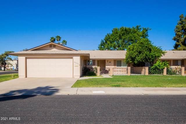 10101 W Candlewood Drive, Sun City, AZ 85351 (MLS #6242726) :: Hurtado Homes Group