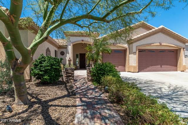 8098 W Electra Lane, Peoria, AZ 85383 (MLS #6242733) :: Nate Martinez Team