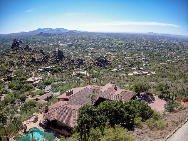 6602 N Ridgeway Drive, Carefree, AZ 85377 (MLS #6242734) :: Yost Realty Group at RE/MAX Casa Grande