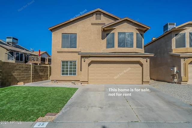 3755 E Broadway Road #23, Mesa, AZ 85206 (MLS #6242763) :: Yost Realty Group at RE/MAX Casa Grande