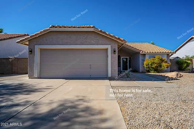 1150 E San Remo Avenue, Gilbert, AZ 85234 (MLS #6242766) :: Yost Realty Group at RE/MAX Casa Grande