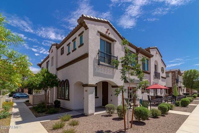 1861 E Frye Road #102, Gilbert, AZ 85295 (MLS #6242795) :: Yost Realty Group at RE/MAX Casa Grande