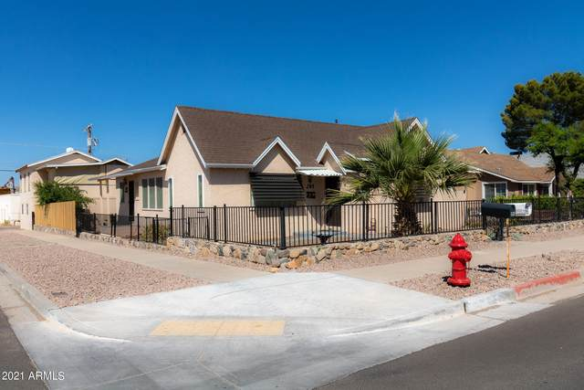 295 N Jefferson Street, Wickenburg, AZ 85390 (MLS #6242809) :: Midland Real Estate Alliance