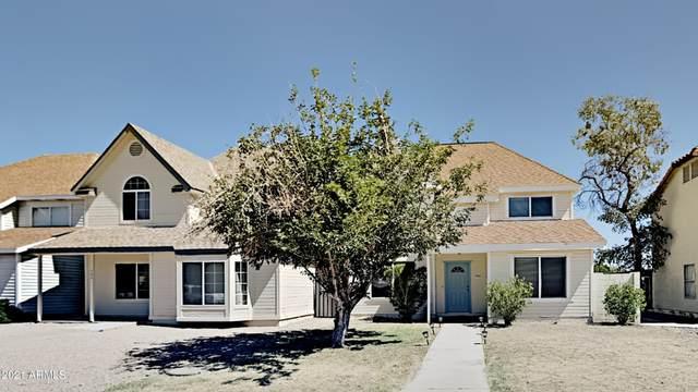 740 W Knox Road, Chandler, AZ 85225 (MLS #6242830) :: The Laughton Team