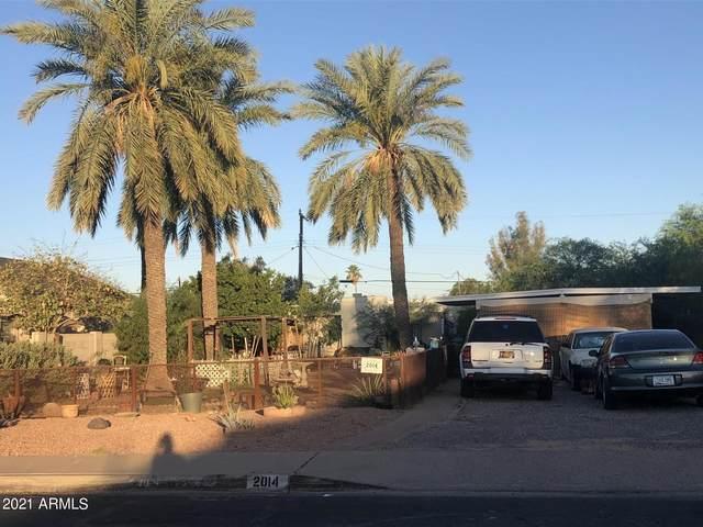 2014 N 22ND Street, Phoenix, AZ 85006 (MLS #6242858) :: Long Realty West Valley
