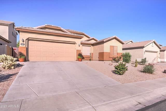 985 S 241ST Avenue, Buckeye, AZ 85326 (MLS #6242891) :: Yost Realty Group at RE/MAX Casa Grande