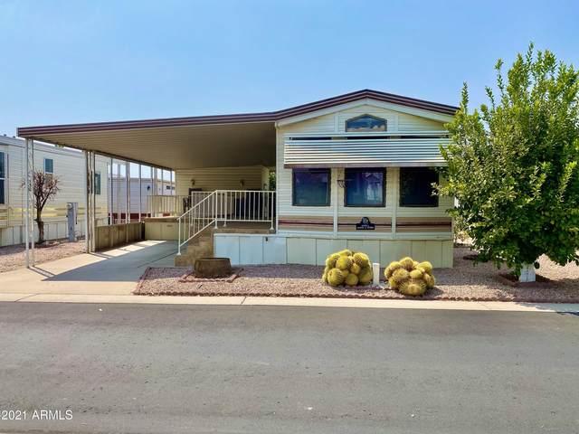 7750 E Broadway #105 Road, Mesa, AZ 85208 (MLS #6242908) :: Hurtado Homes Group