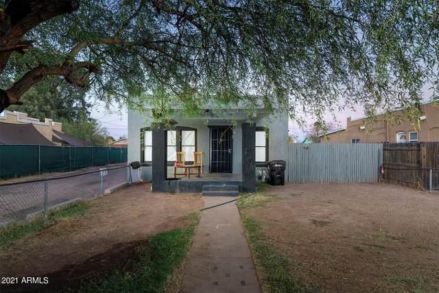 417 N 18TH Drive, Phoenix, AZ 85007 (MLS #6242913) :: Conway Real Estate
