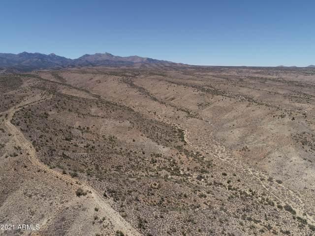 Lot 31-C Sedimentary Lane, Kingman, AZ 86401 (MLS #6242925) :: Keller Williams Realty Phoenix