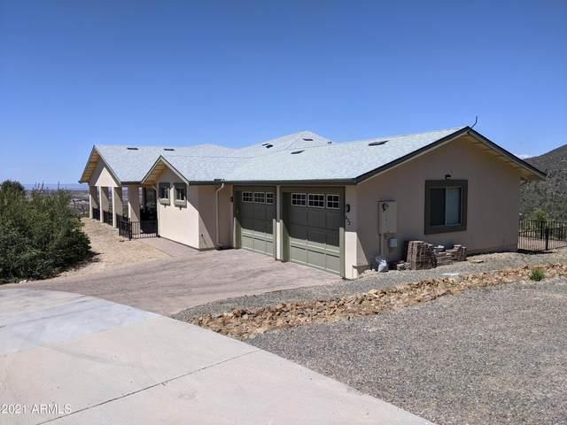 672 E Robinson Drive, Prescott, AZ 86303 (MLS #6242939) :: Yost Realty Group at RE/MAX Casa Grande