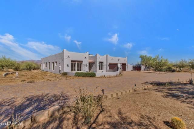 29923 N 161 Way, Scottsdale, AZ 85262 (MLS #6242940) :: Yost Realty Group at RE/MAX Casa Grande