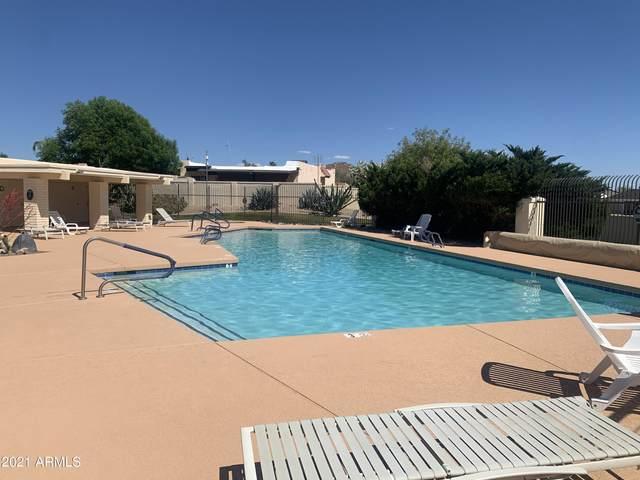 7006 E Jensen Street #119, Mesa, AZ 85207 (MLS #6242979) :: Scott Gaertner Group