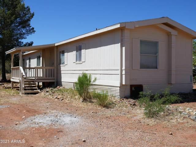 4878 E Kensington Street, Sierra Vista, AZ 85650 (MLS #6242986) :: Yost Realty Group at RE/MAX Casa Grande