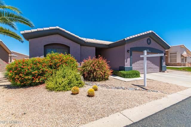2101 S Meridian Road #23, Apache Junction, AZ 85120 (MLS #6243028) :: RE/MAX Desert Showcase
