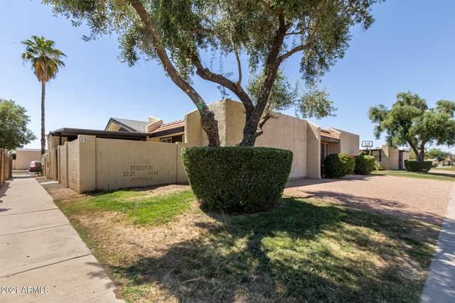 712 N Santa Barbara Street #28, Mesa, AZ 85201 (MLS #6243098) :: Executive Realty Advisors