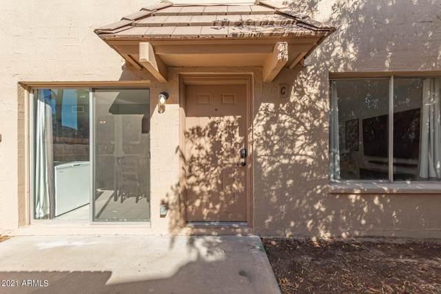 17030 E Calle Del Oro C, Fountain Hills, AZ 85268 (MLS #6243104) :: CANAM Realty Group
