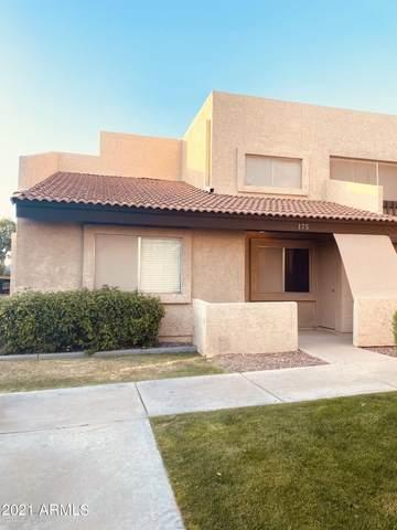 520 N Stapley Drive #175, Mesa, AZ 85203 (MLS #6243108) :: Kepple Real Estate Group