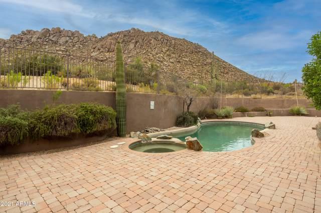 11387 E Yearling Drive, Scottsdale, AZ 85255 (MLS #6243145) :: Arizona Home Group