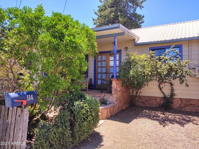 114 Mcneish Avenue, Bisbee, AZ 85603 (MLS #6243150) :: Selling AZ Homes Team