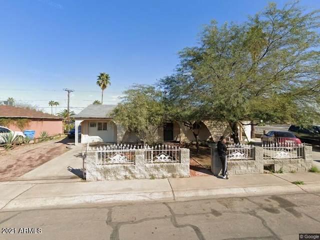 2901 N 42ND Drive, Phoenix, AZ 85019 (MLS #6243178) :: Yost Realty Group at RE/MAX Casa Grande