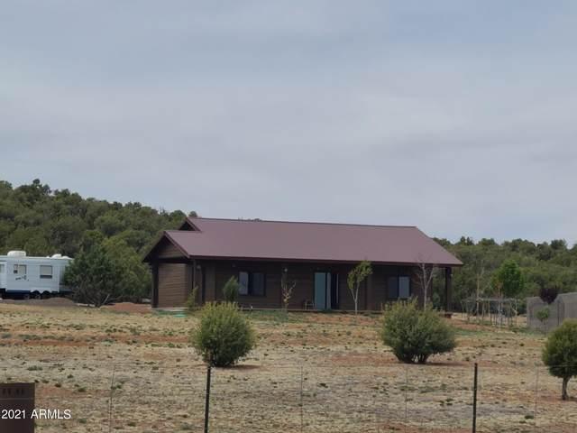 6688 Avanti Way, Show Low, AZ 85901 (MLS #6243238) :: Devor Real Estate Associates