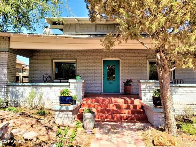 306 E Vista Street, Bisbee, AZ 85603 (MLS #6243263) :: Executive Realty Advisors