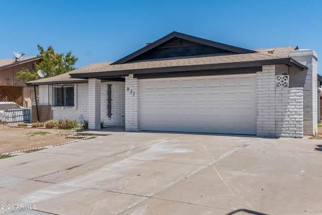 837 N 61ST Lane, Phoenix, AZ 85043 (MLS #6243273) :: Executive Realty Advisors