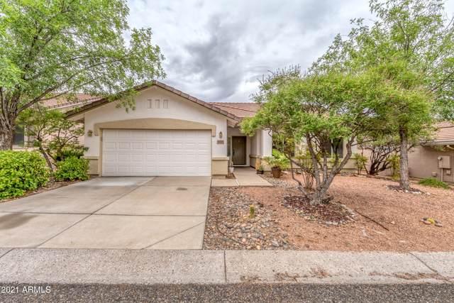 1630 W Cedar Post Lane, Cottonwood, AZ 86326 (MLS #6243278) :: Yost Realty Group at RE/MAX Casa Grande