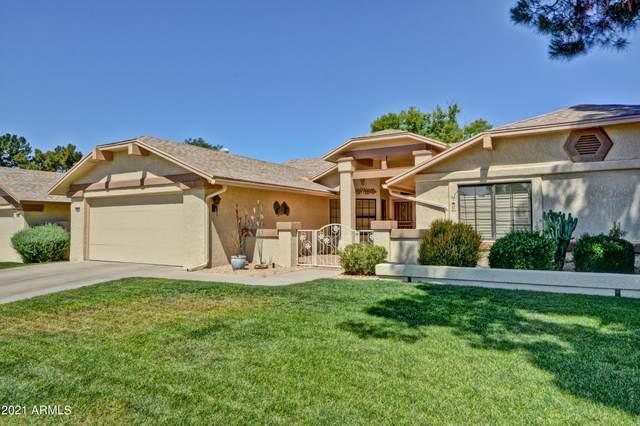 12911 W Blue Sky Drive, Sun City West, AZ 85375 (MLS #6243283) :: Service First Realty
