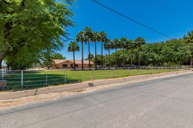 17707 W Ocotillo Road, Waddell, AZ 85355 (MLS #6243321) :: Yost Realty Group at RE/MAX Casa Grande